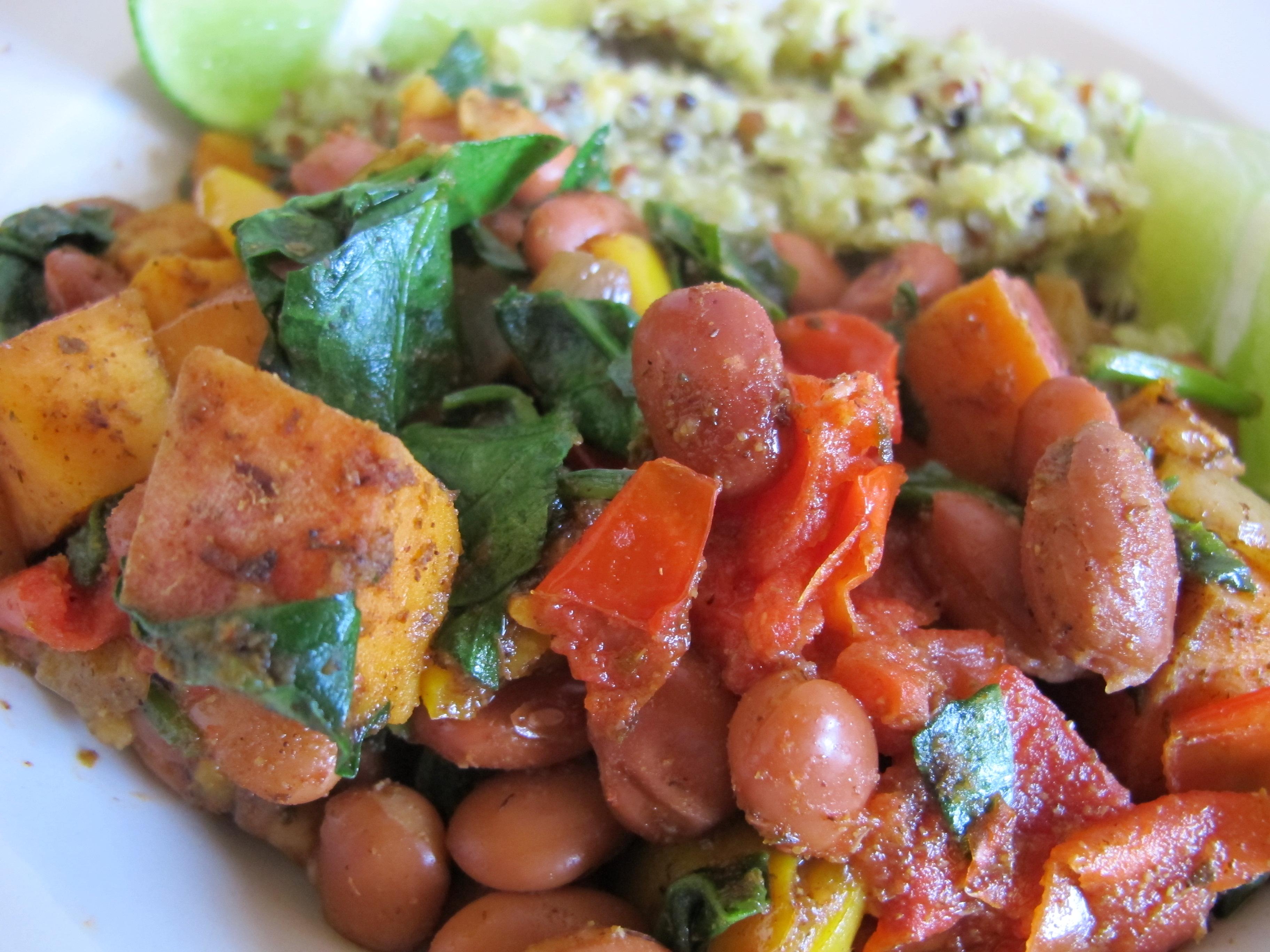 Pinto Bean, Quinoa, And Wild Rice Wrap Recipes — Dishmaps